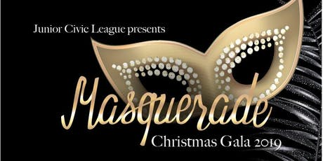 Junior Civic League Christmas Tree Gala 2019 Masquerade tickets