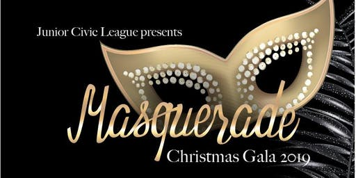 Junior Civic League Christmas Tree Gala 2019 Masquerade