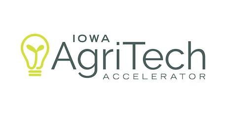 Iowa AgriTech Accelerator 2019 Demo Day & Reception tickets