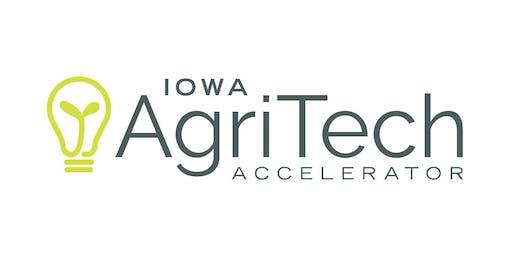 Iowa AgriTech Accelerator 2019 Demo Day & Reception
