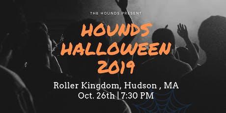 Hounds Halloween 2019 tickets