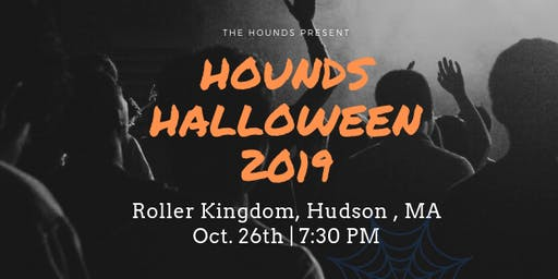 Hounds Halloween 2019