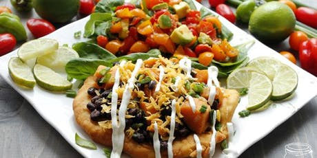 Heathy Navajo Taco Cooking Class tickets