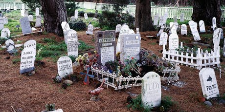 Volunteer at Presidio Pet Cemetery tickets