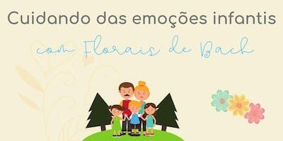 Workshop Florais de Bach para crianças