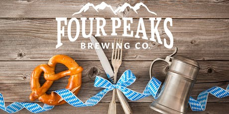 Four Peaks' Bavarian Beer Dinner tickets