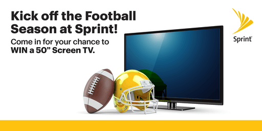 Kick off Football at Sprint