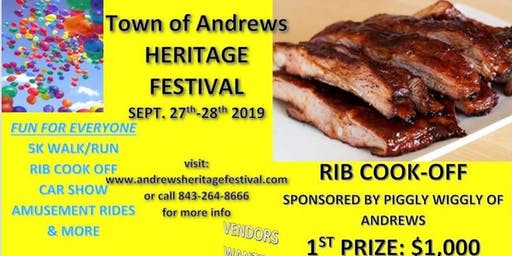 Town of Andrews Heritage Festival