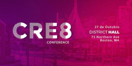 CRE8 Conference - Conferência de Brasileiros Criadores de Conteúdo nos EUA