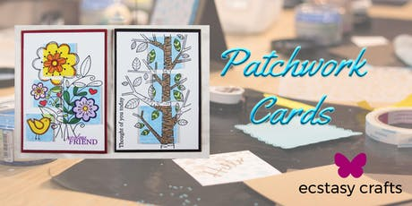 Patchwork Cards tickets