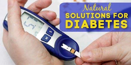 Diabetes Seminar: A Cardiologist's Holistic Approach tickets
