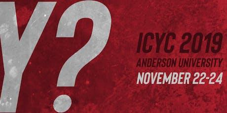 ICYC 2019 tickets