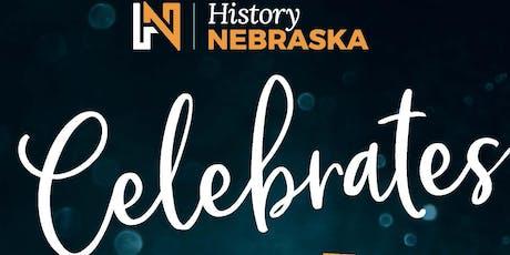 History Nebraska Celebration tickets