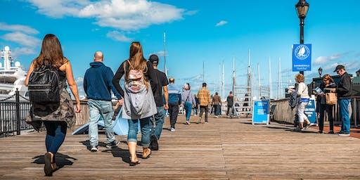 HARBOR[WALK] Part 2 - South Boston & Seaport: Carson Beach to Barking Crab