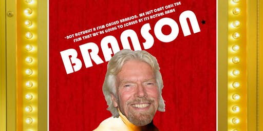 The Plough Film & Cocktail Night Presents: Branson