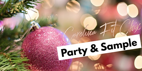 Carolina Fit Chix Party & Sample tickets