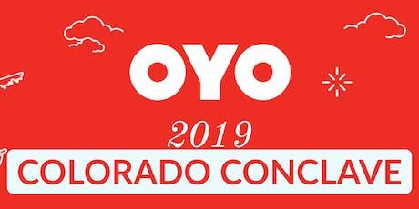 Colorado Conclave 2019 tickets