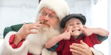 Breakfast with Santa - Christmas at Callanwolde tickets