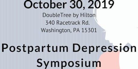 Postpartum Depression Symposium tickets