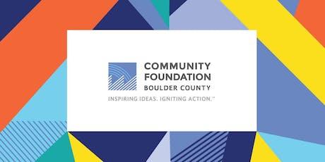 TRENDS Report FREE Community Presentation in Longmont tickets
