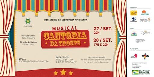 Musical Cantoria da Troupe