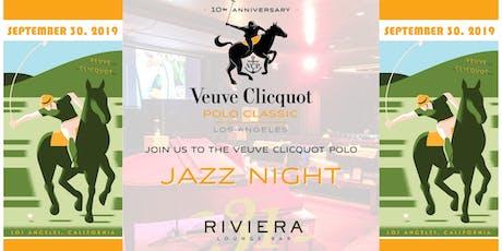 Veuve Clicquot Polo Jazz Night tickets