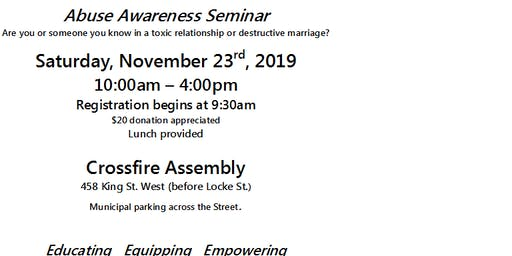 Awaken - Abuse Awareness Seminar
