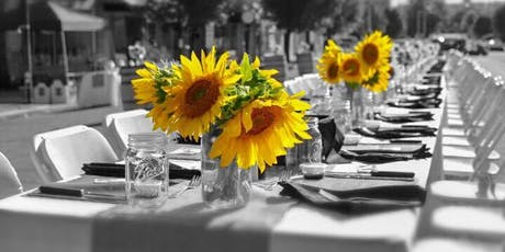 "Hometown Harvest ""Dinner in the Street"" tickets"