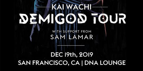 Sequence 12.19: Kai Wachi tickets