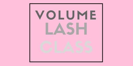 OCTOBER 21st VOLUME LASH EXTENSION TRAINING