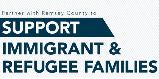 Support Immigrant and Refugee Families