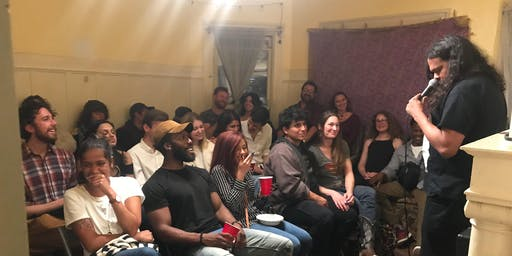 Comedy Soup: Music, Comedy, Free Wine & Popcorn