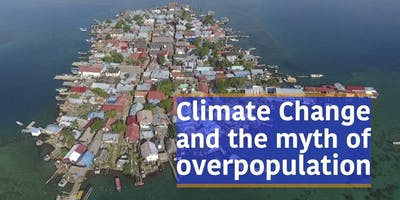 Climate change and the myth of overpopulation