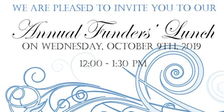 Southeast Asian Coalition's  Annual Funders' Lunch tickets