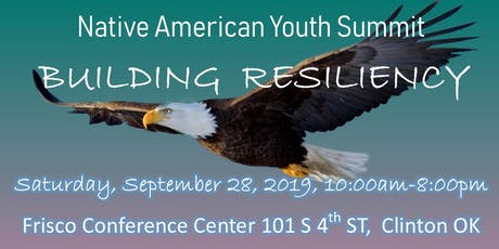 "Native American Youth Summit ""Building Resiliency"" tickets"
