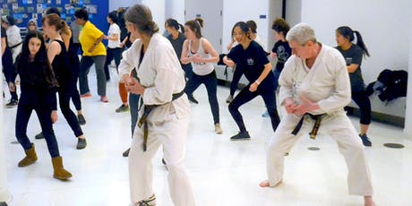 Self Defense at International House tickets