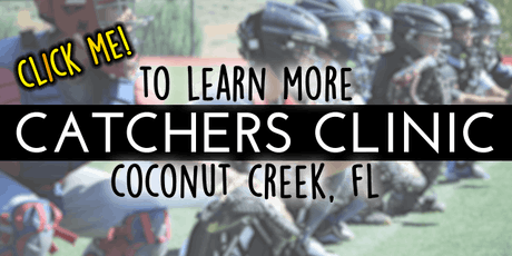 Winter Baseball Camp: For Catchers! tickets
