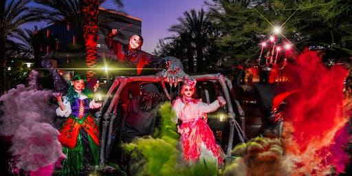 Downtown Summerlin's Parade Of Mischief