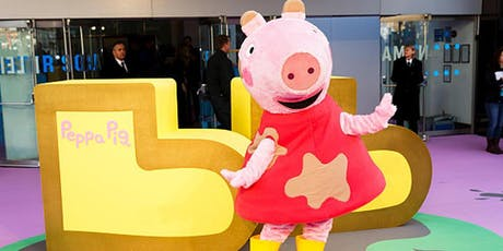 Breakfast with Peppa Pig Live! tickets