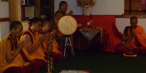 The Sacred Arts Tour with the Drepung Gomang Monks of India