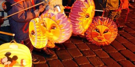 Lantern walk (Laternenumzug) Schaumburg tickets