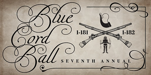 2020 Blue Cord Ball