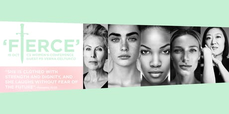 'FIERCE' C3 Women's Conference 2019 tickets