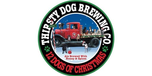 12 Dogs of Christmas Tappy Party