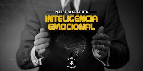 [Vitória] Palestra Gratuita - Inteligência Emocional | 23/09 ingressos