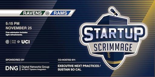 Startup Scrimmage: Ravens @ Rams