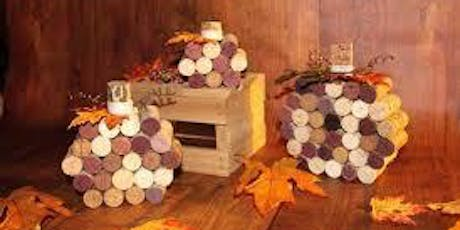 Craft & Sip (Wine Cork Pumpkins) tickets