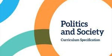 Politics and Society Teachers' Annual Conference tickets