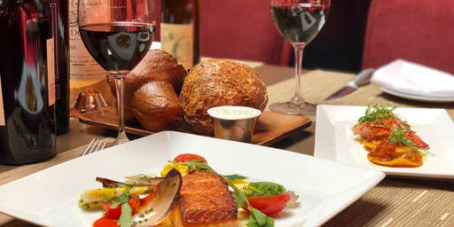 Wine Dinner at Grand Tavern by David Burke