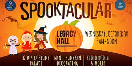 Kids Spooktacular at Legacy Hall tickets